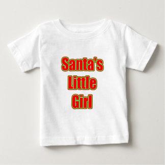 Santa's Little Girl T-shirt