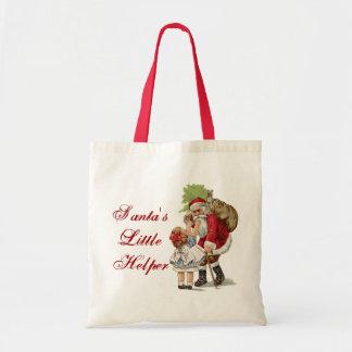 Santa's Little Helper Bag!  Childs Bag