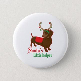 santas little helper button