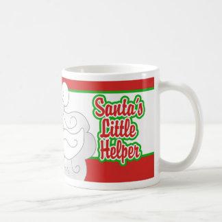 SANTA'S LITTLE HELPER Child Photo Mug Gift