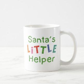 Santa's Little Helper Coffee Mug