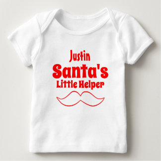 Santa's Little Helper Infant T-shirt