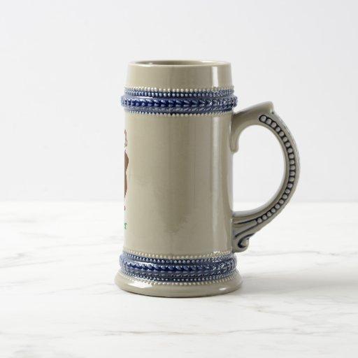 santas little helper mug