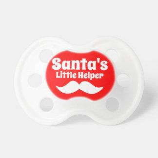 Santa's Little Helper Pacifier
