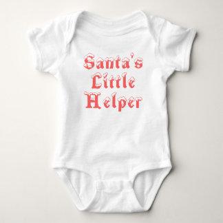 Santa's Little Helper - pink Tee Shirt