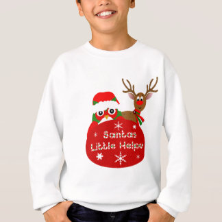 Santa's Little Helper Sweatshirt