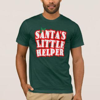 Santas Little Helper T-Shirt
