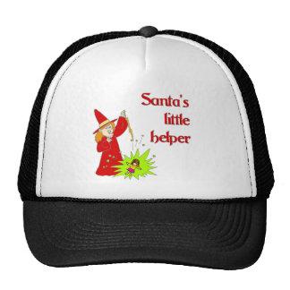 Santa's Little Helper Trucker Hat