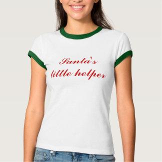 """Santa's Little Helper"" Women's Christmas Top"