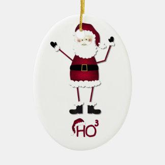Santa's Math Ornaments