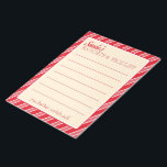 "Santa&#39;s Naughty or Nice List Notepad<br><div class=""desc"">.</div>"