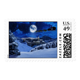 Santa's North Pole Postage