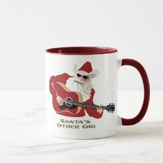 Santa's Other Gig Mug