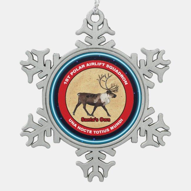 Santa's Own - 1st Polar Airlift Squadron