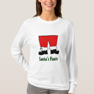 Santa's Pants T-Shirt
