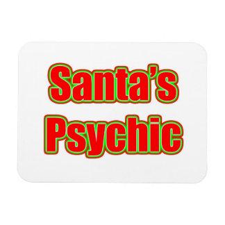 Santa's Psychic Magnet