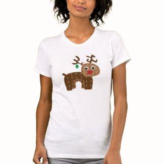 Santa's Reindeer Tee Shirt