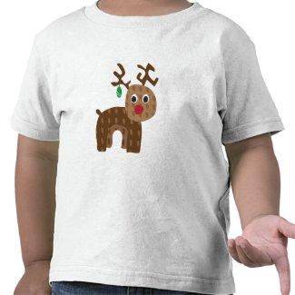 Santa's Reindeer Tee Shirts