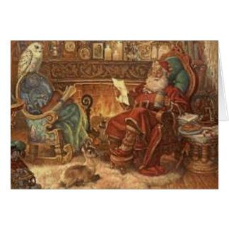 Santa's Respite Greeting Cards