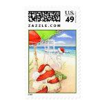 Santa's RestStop Stamp
