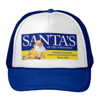Santa's Seafood Hat