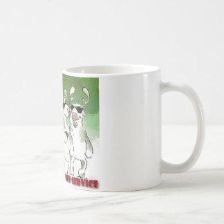 Santa's Secret Service Coffee Mug