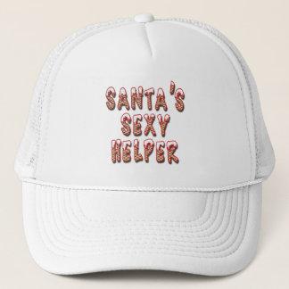 Santa's Sexy Helper Trucker Hat