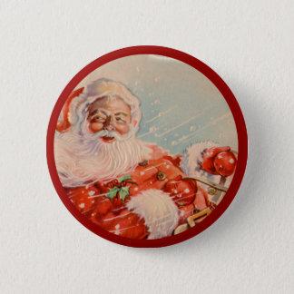 Santas Sleigh Ride Button