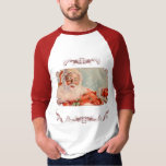 Santas Sleigh Ride Men's Shirt
