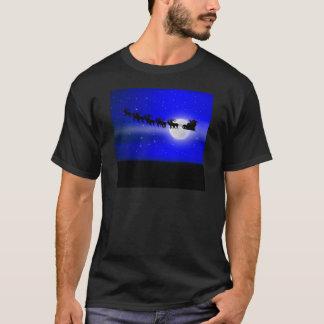 Santa's Sleigh Ride T-Shirt