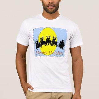 Santa's Sleigh T-Shirt