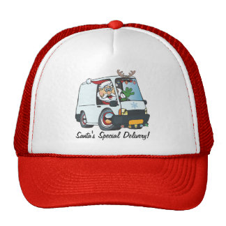 Santa's Special Delivery! Trucker Hat