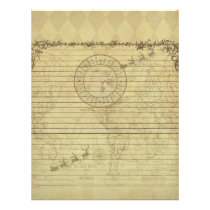 Santa's Special Letterhead from the North Pole
