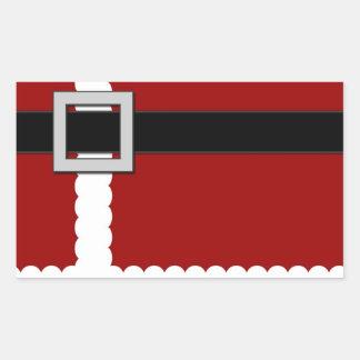 Santa's Sticker