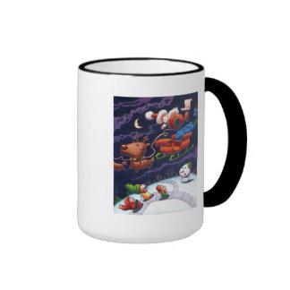 Santa's Trippin' mug
