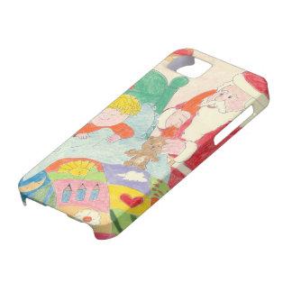 Santa's Visit iPhone SE/5/5s Case