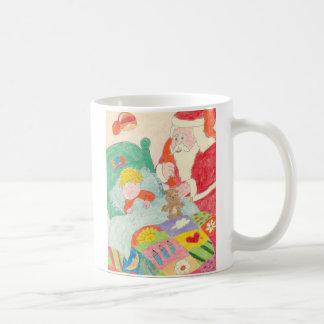 Santa's Visit Mug