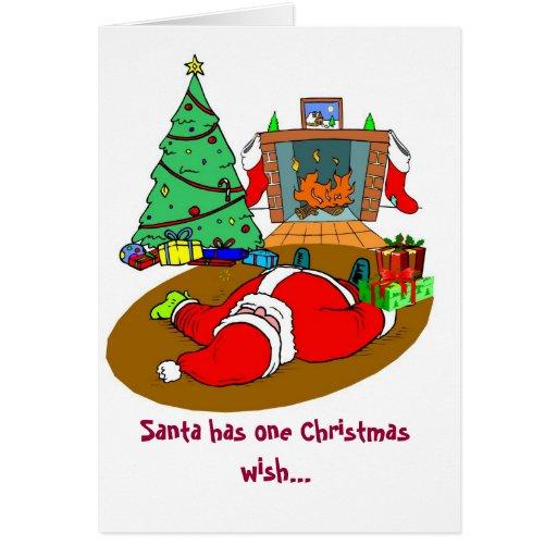 Santa's Wish Cards