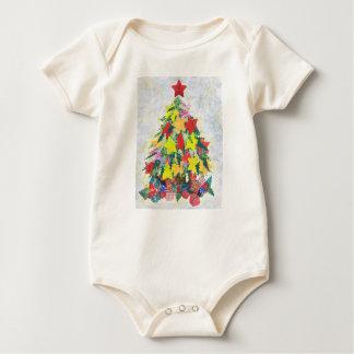 Santa's Work is Done baby shirt