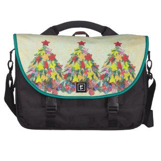 Santa's Work is Done Computer Bag