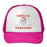 Santa's Workshop Hats