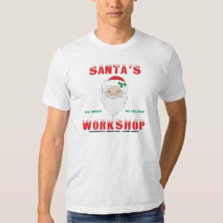 Santa's Workshop T-Shirt Sweatshirt