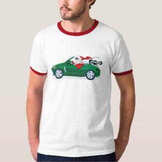 Santa's World Tour Convertible Shirt