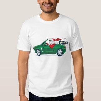 Santa's World Tour Convertible T Shirt