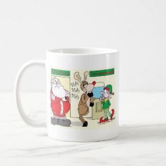 santawatercoolermug mug
