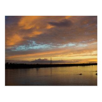Sante Fe, Argentina Postcard