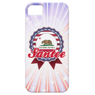 Santee, CA iPhone 5 Case-Mate Cárcasa