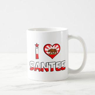 Santee, CA Mug