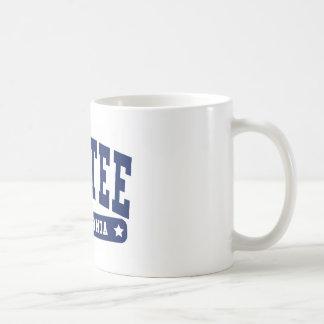 Santee California College Style tee shirts Mug