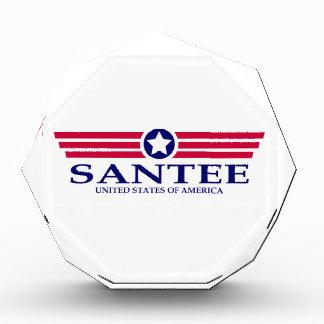 Santee Pride Acrylic Award